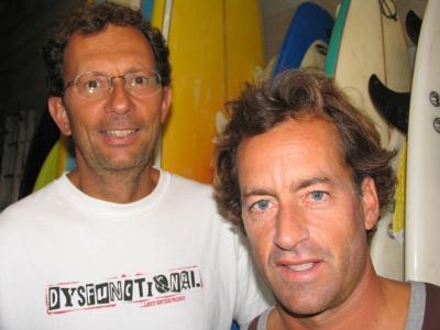 Jp Stark & Tom Curren