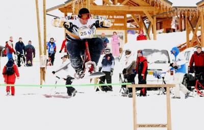 BUNNY HOP EN SNOWSCOOT