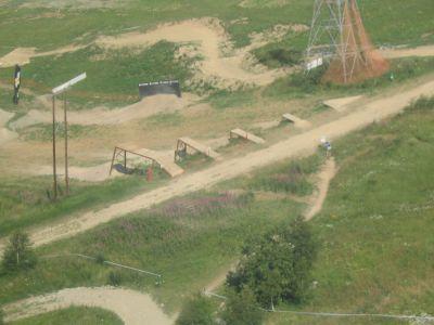 2 alpes bike park