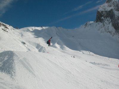 snowpark du tourmalet