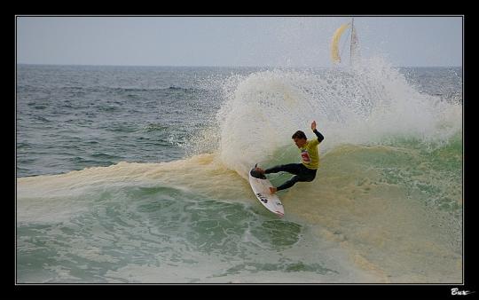 Gros Slide ! - WCT Hossegor 10-2007