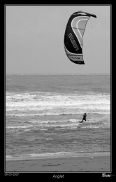 Kite Surf - Anglet May 2007