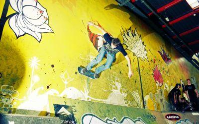 Skate à la Bifurk