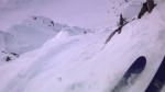 Helmet cam of the FWT Chamonix 2011 by Julien Lopez