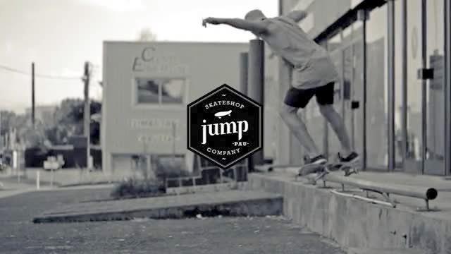 Vid 233 O Pierre Jean Chapuis Amp Fran 231 Ois Tizon Jump Skateshop