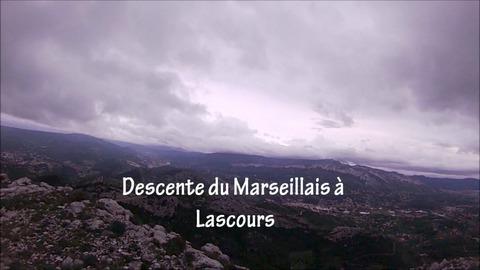 Vid o descente du marseillais lascours for 3 fenetres marseillais