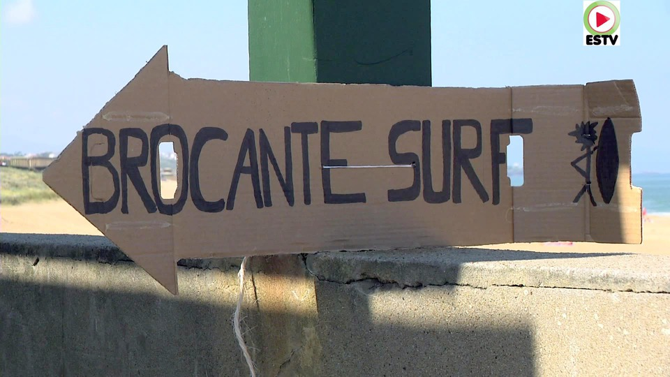 Vid o brocante surf anglet euskadi surf tv - Antenne tv surf ...