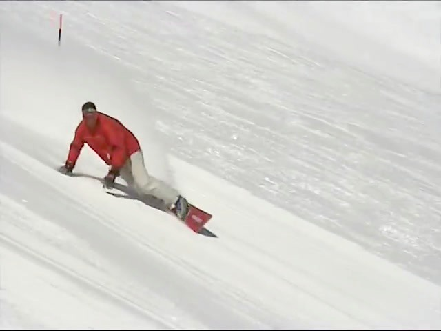 Snowboard carving technique extremecarving opus video