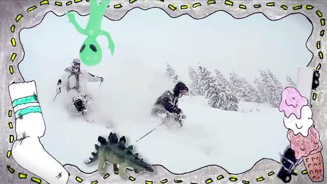 Traveling Circus Ski Review