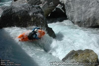 Val Grollemund - Guil, Aples française