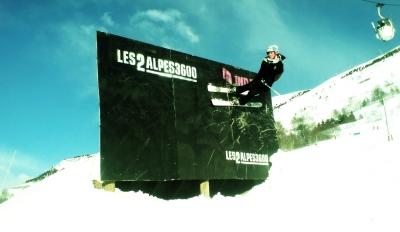 L2A Wall Ride
