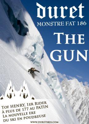 DURET SKIS MONSTRE FAT