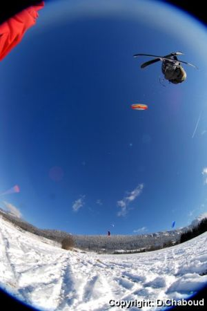 snowkite vercors