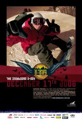 affiche snowboard-d-day