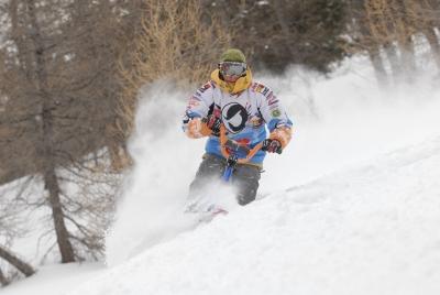 SNOWSCOOT POWDER LIFESTYLE