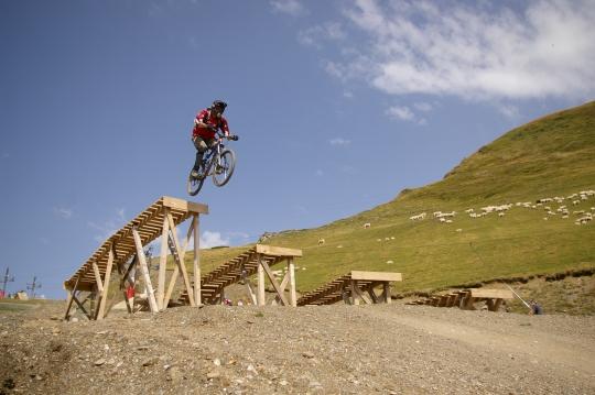 Team AS Artouste Bike Park