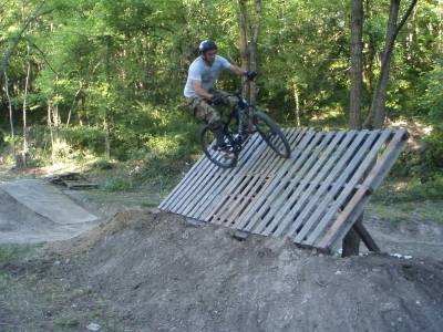 Team AS - Bike Park