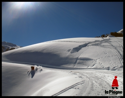 !! Roag gap La Plagne 2008