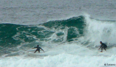 Surf Guincho Octobre 2007