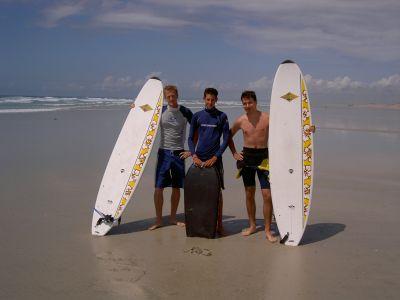 Me, Vicou et Ed