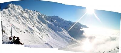 Les 7 Laux (Janvier 2004)