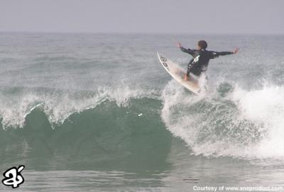 Abdel - ANé surf team rider