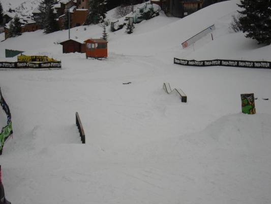 Avo Snowzone