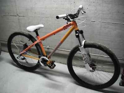 Specialized P2 Cromo 2008