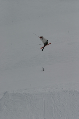 Snow park de Val d'Isère