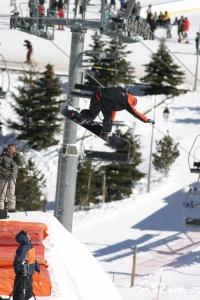 Julien in the air