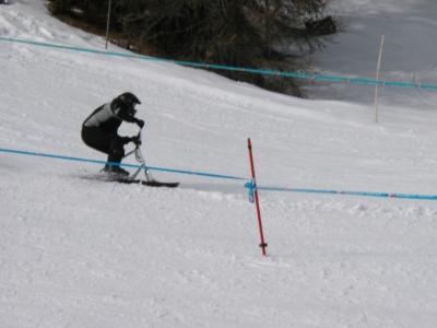 Snowscoot World Championships 2008: Praloup 08