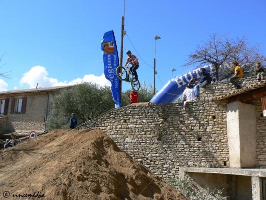 Joucas 2008 :jump depart