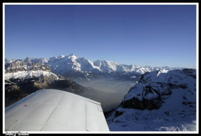 Tour en Avion Aravis