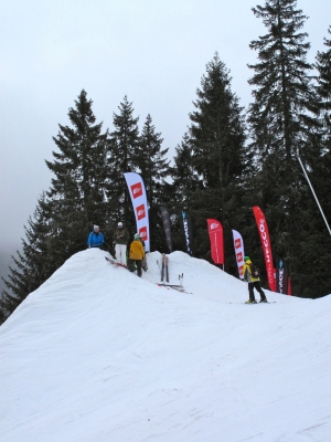 The North Face Ski Challenge 2009 Presented by Gore-Tex in JASNA