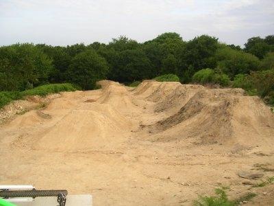 Terrain dirt denver