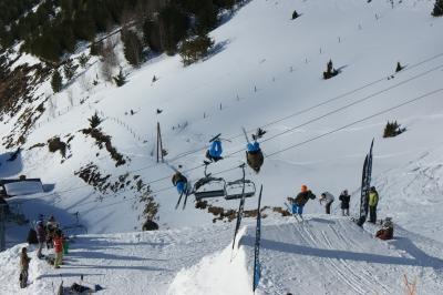 Winter FISE à Peyragudes