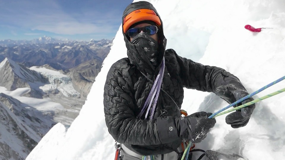 David Lama - High Spirits in Nepal - Story Clip