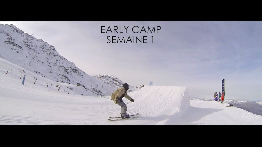 vid u00e9o early camp